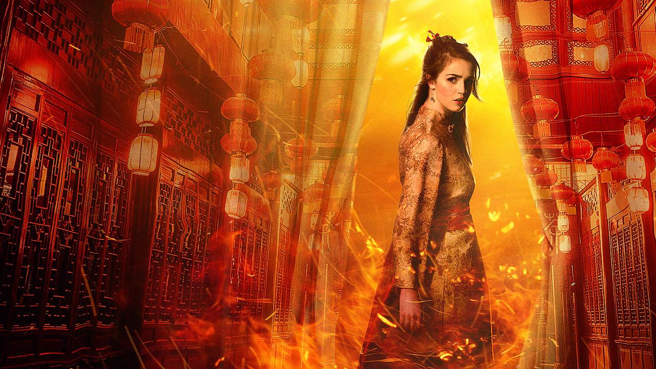 Julia Defiant — Catherine Egan